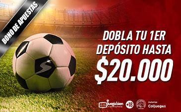 Bono 20.000 Pesos COP Colombia