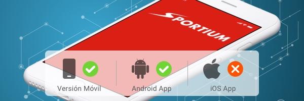 Sportium App - Casas de apuestas Sportium Colombia