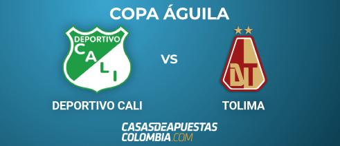 Copa Colombia Deportivo Cali vs Tolima