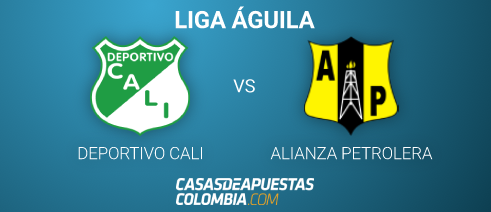 Deportivo Cali vs Alianza Petrolera - Cuotas de Apuestas en Colombia