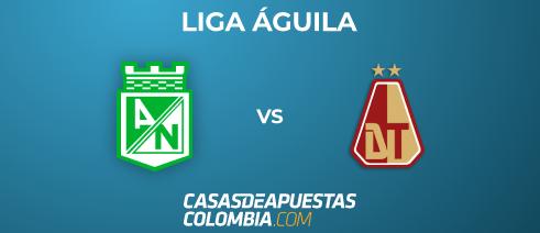Liga Águila 2019-II Pronóstico Atlético Nacional vs Tolima Apuestas Deportivas Colombia