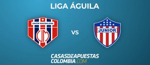Liga Águila 2019-II Pronóstico Unión Magdalena vs Junior Apuestas Deportivas Colombia