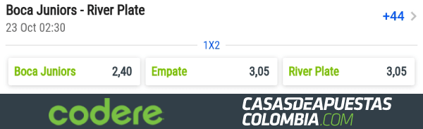 Copa Libertadores 2019 Boca Juniors vs. Rive Plate Apuestas Deportivas