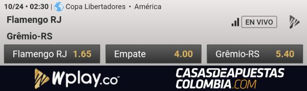 Copa Libertadores 2019 - Flamengo vs Gremio Apuestas Deportivas