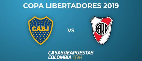 Copa Libertadores 2019 - Pronóstico Boca Juniors vs. River Plate Apuestas Deportivas