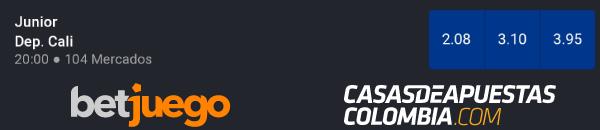 Liga Águila 2019-II Pronóstico Atlético Junior vs Deportivo Cali Apuestas Deportivas Colombia
