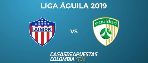 Liga Águila 2019 - Pronóstico Junior vs Equidad Apuestas Deportivas