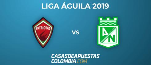 Previa Patriotas vs Atlético Nacional en la Liga Águila 2019-II