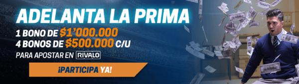 Promo Rivalo Noviembre 2019