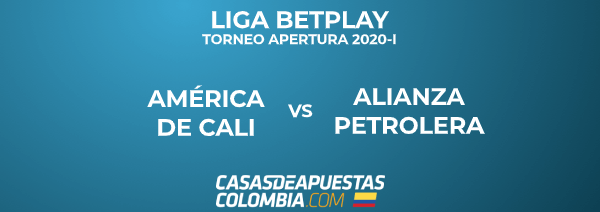 Liga Betplay América de Cali vs. Alianza Petrolera - Predicciones de Fútbol