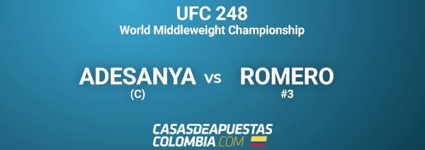 UFC248 - Israel Adesanya vs. Yoel Romero - Pronóstico de MMA - 07/03/20