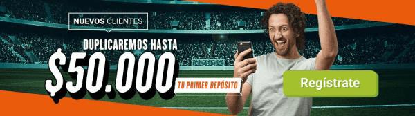 Código Promocional Luckia Colombia - Bono de apuestas