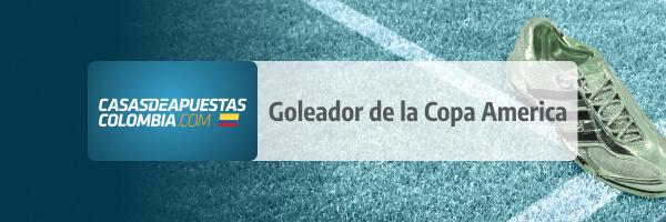 Goleador de la Copa América - Banner