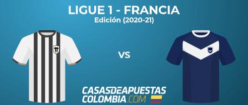 Pronósticos de apuestas - Angers SCO vs. Bordeaux en la Ligue 1 - 30/08/20