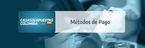 Métodos de Pago - Casas de apuestas Colombia