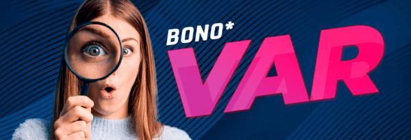 Bono Promo VAR Betalfa Colombia