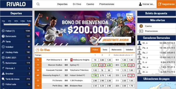 Rivalo Colombia - Homepage Reseña de Opinión