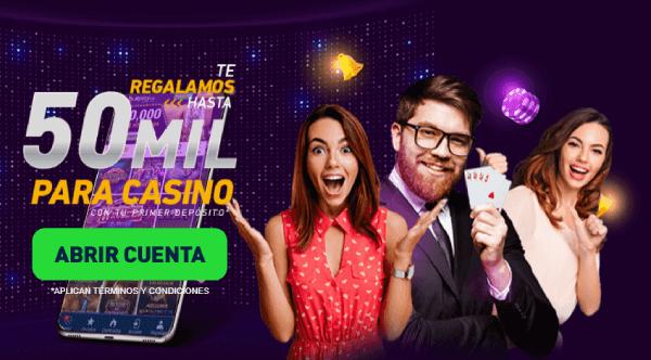 Wplay Casino Homepage