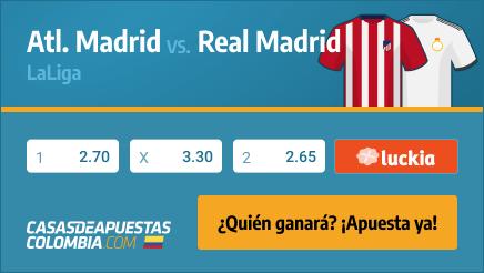 Apuestas Pronósticos Atl. Madrid vs. Real Madrid - LaLiga 07/03/21