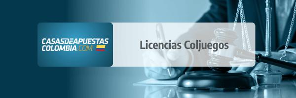 Licencias Coljuegos - Casas de apuestas Colombia
