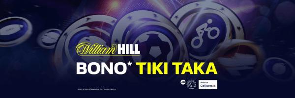 Código Promocional William Hill - Bono en Casasdeapuestas-colombia.com