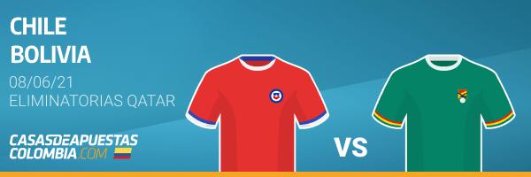 Pronósticos Chile vs. Bolivia – Eliminatorias Qatar 08/06/2021