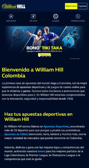 William Hill App - Descargar app en Casasdeapuestas-colombia.com