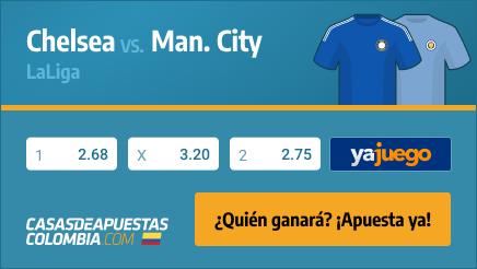 Apuestas Pronósticos Chelsea vs. Manchester City -Premier League 25/09/21